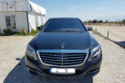 MERCEDES S 350 BLUETEC LONG