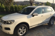VW  TOUAREG V6  Blue Motion Tecnology ONLY DIPLOMATIC SALE