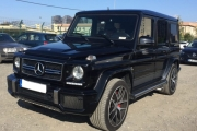 MERCEDES G 63 AMG V8 BI TURBO