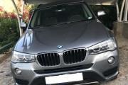 BMW X3 X DRIVE 20D