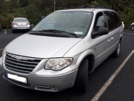 GRAND VOYAGER SIGNATURE SERIES 7 SEATS